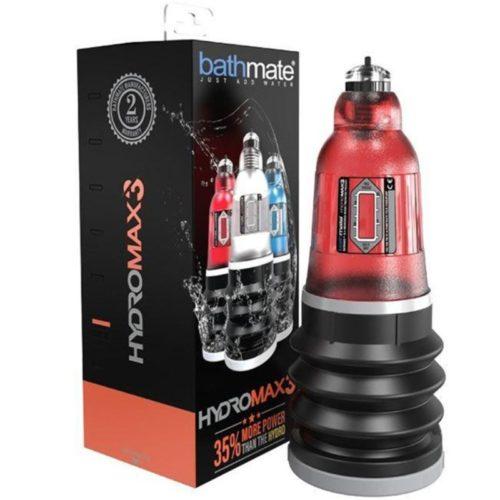 BATHMATE HYDROMAX 3 RED
