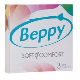 BEPPY SOFT AND COMFORT 3 CONDOMS