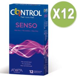 CONTROL ADAPTA SENSO 12 UNIT PACK 12 UNITS