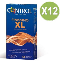 CONTROL FINISSIMO XL 12 UNIT PACK 12