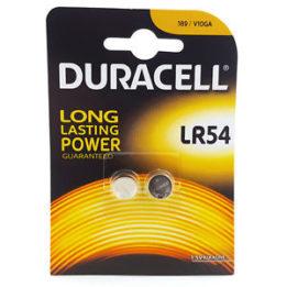 DURACELL BATTERY LR54 LR1130 AG10 1