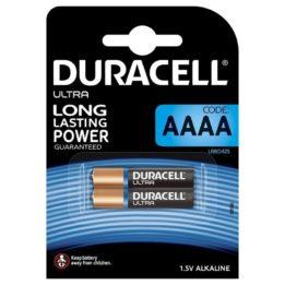 DURACELL ULTRA POWER BATTERY  ALCALINA AAAA MX2500 1