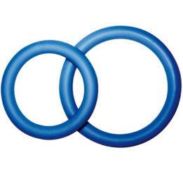 POTENZ DUO RINGS LARGE (XL)